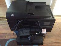 HP 6600 working order just needs ink
