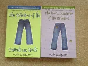 Ann Brashares - Sisterhood books (2)