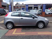 Fiat Grande Punto 1.4 8v 2008MY Active 12 months mot 78,000 miles from new