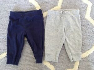 Set of two baby boy 0-3 month pants