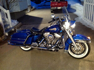 Flhs Electra glide 1992