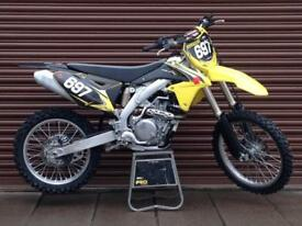 Suzuki RM-Z450 450cc 2016. LOW HOURS. Nationwide Delivery Available.