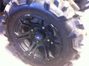 "Polaris RZR 14""wheels and tires"