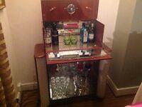 Drinks bureau mini bar