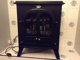 Dimplex electric fire place fully working excellent condition.