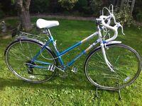 Retro Emmelle road bike in good condition