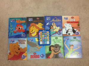 Disney Classic - Me Electronic Reader and 8-books