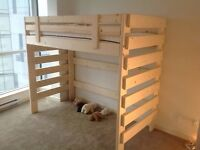 BUNK BEDS - SOLID CONSTRUCTION