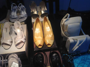 souliers et sacoches