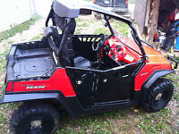 RZR 800 only 869 KM   No Trades!!