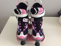 Roller skates- girls Blindside Quad Skate 1-3 (UK) Pink/Purple