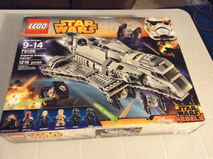 Lego Star Wars 71506 Imperial Assault Carrier