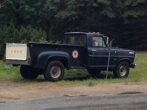 1967 Ford Pickup Truck Original....