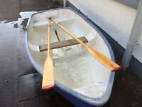 Handy 9 foot rowing boat