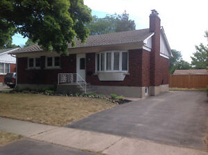 Rent to Own Beautiful Bungalow in North St. Catharines.