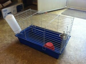 Small pet cage (Great for Gerbils, baby Rats, and Hamsters)