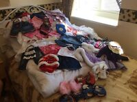 Build-A-Bear Outfits worth over £150