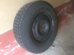 Winter Tires (Cooper Avalanche)