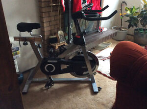Selling exercise bike