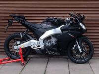 Aprillia RS4 125 Only 2188miles. Delivery Available *Credit & Debit Cards Accepted*