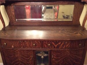 150 year old cabinet  West Island Greater Montréal image 4
