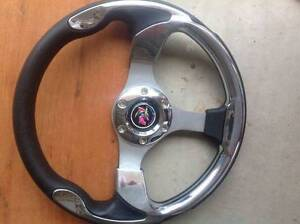SPORTS STEERING WHEEL FOR GOLF CART Thornlands Redland Area Preview