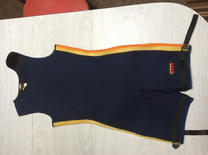 """Kids """"BARE"""" Wet Suit - Sleeveless Short Style - Size Small"""