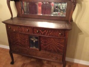 150 year old cabinet  West Island Greater Montréal image 3