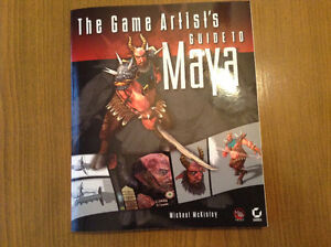 The Game Artist's Guide to Maya avec CD de Michael McKinley