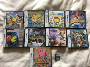 DS Spyro Kirby Sims NEW PRICING!!