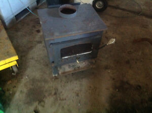 Wood Stove Glass Door CSA Approved
