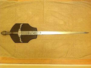 Bronze Robin Hood Sword Fabricated By Acero Toledano