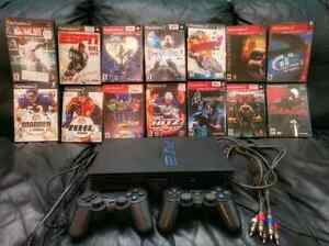 SONY Playstation PS2 console + jeux