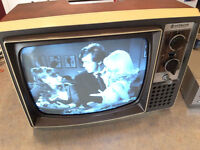 TV from 1970s/80s, portable