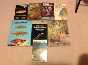 Assorted Tropical Fish Books