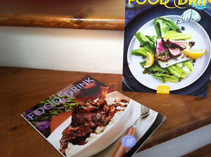 Make an offer for many, many Food & Drink magazines