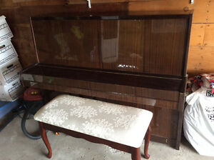 Calisia Upright Piano - barely used
