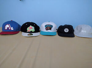New era hats,  Coal hat, and Huf hat for sale