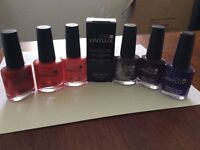 Vinylux 7 day weekly polishes and top coat -brand new