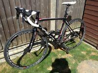 Lapierre Racing Road Bike, Lot's of extra's!