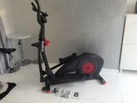 Reebok One GX50 Cross Trainer - LCD Console, Pulse Monitor etc - Reduced for Quick Sale