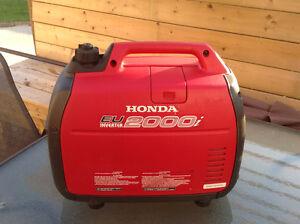 Generatrice Honda Eu 2000i Lac-Saint-Jean Saguenay-Lac-Saint-Jean image 2