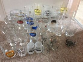 30 Pub Drinking Glasses