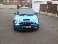 Mini Cooper s 52 plate very clean loads off extras