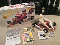 Kyosho racing kart 10 vintage rc