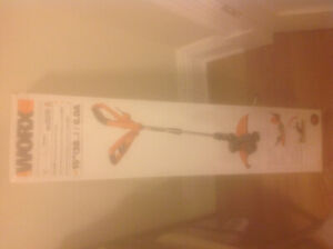 Worx trimmer and edger