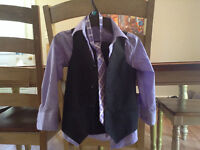 Kids dress suit