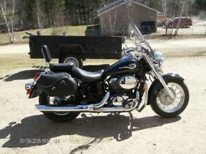 For Sale 2002 Honda Shadow Ace Motorcycle 750cc great shape