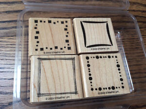 Stampin' Up smaller stamp sets I