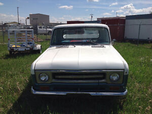 1969 International pick up